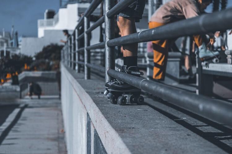 How To Roller Skate?
