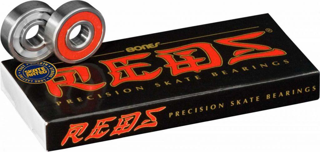 Bones Bearings best skateboard brands