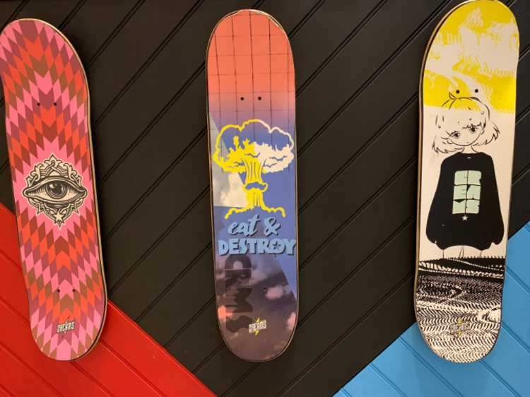 How Much Does A Skateboard Deck Cost