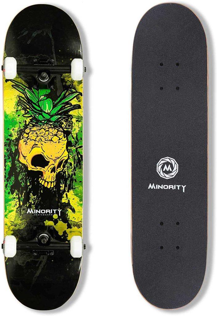 Minority - one of the good skateboard brands