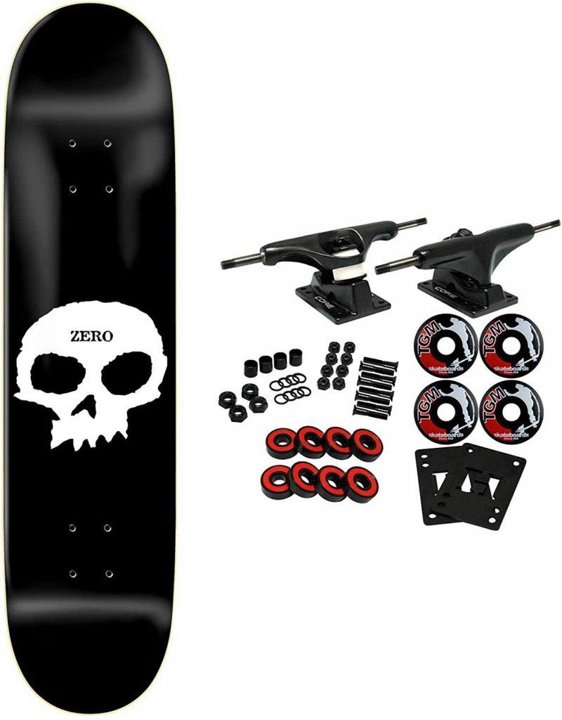 zero good skateboard brands