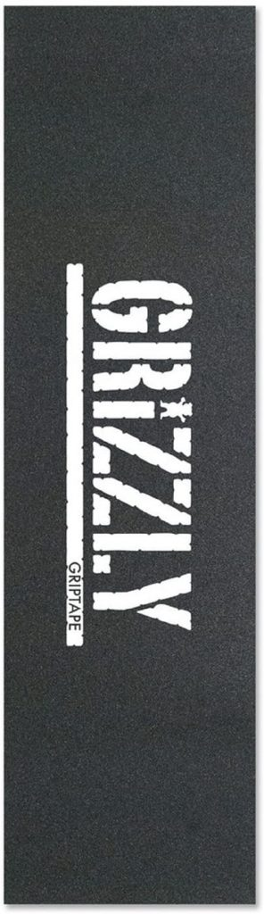Grizzly Stamp Print 9×33