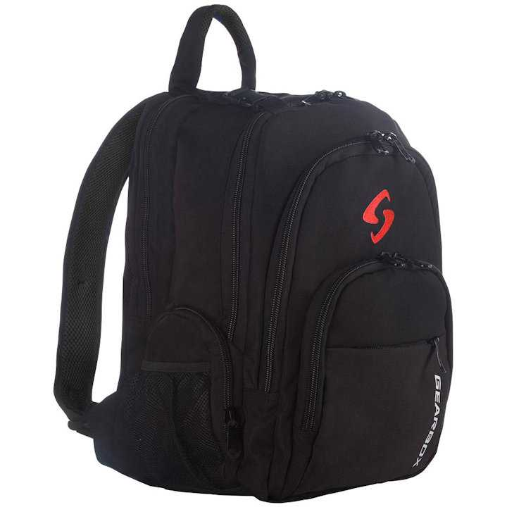 Gearbox Black Day Bag