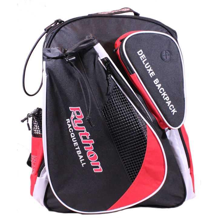 Python Deluxe Backpack Bag - Pickleball Bags