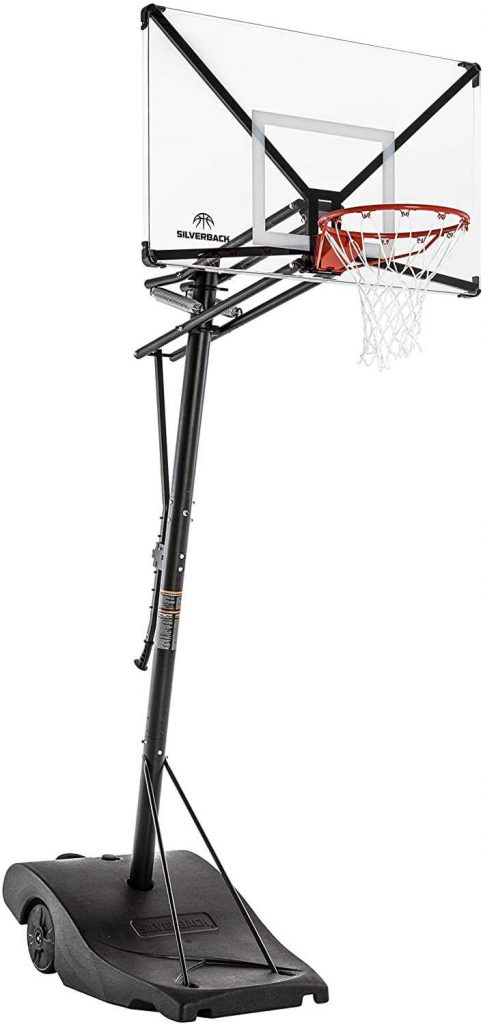 Silverback NXT- best portable basketball hoop