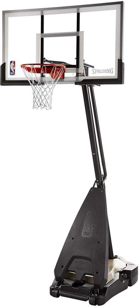 Spalding NBA Hybrid- best portable basketball hoop