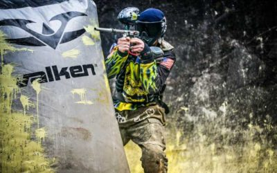 In Paintball Painful? Let's Find Out.