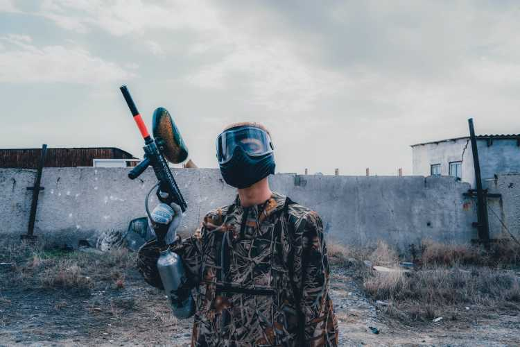 Which Hurts More: Paintball Or Airsoft?