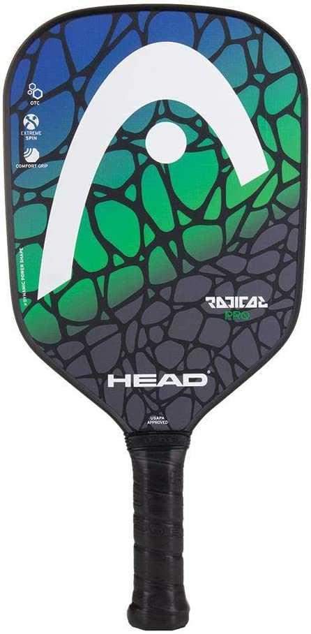 best pickleball paddles for beginners - HEAD Radical Pro